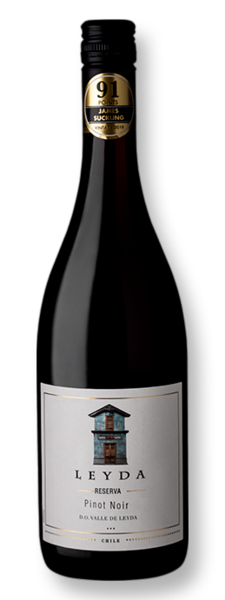 Vinho Tinto Leyda Reserva Pinot Noir 2019 750ml