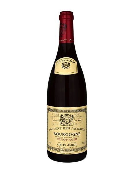Vinho Tinto Louis Jadot Bourgogne Pinot Noir 750ml