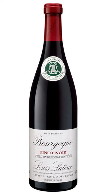 Vinho Tinto Louis Latour Bourgogne Pinot Noir 750ml