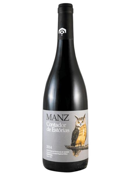 Vinho Tinto Manz Contador De Estoria 750ml