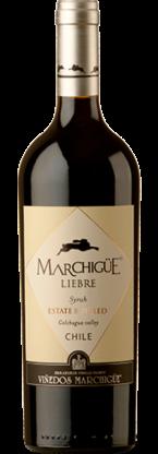 Vinho Tinto Marchigue Liebre Syrah 750ml