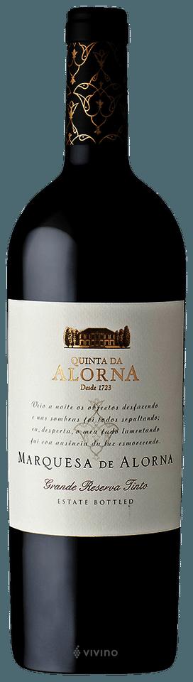 Vinho Tinto Marquesa de Alorna Grande Reserva 750ml