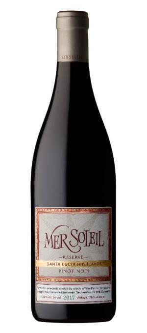 Vinho Tinto Mer Soleil 2017 750ml