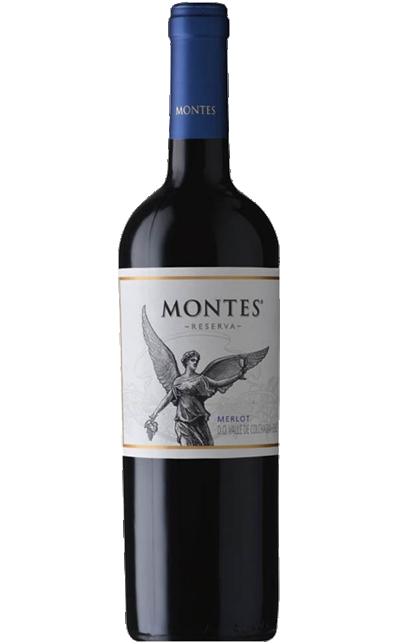 Vinho Tinto Montes Merlot Reserva 750ml