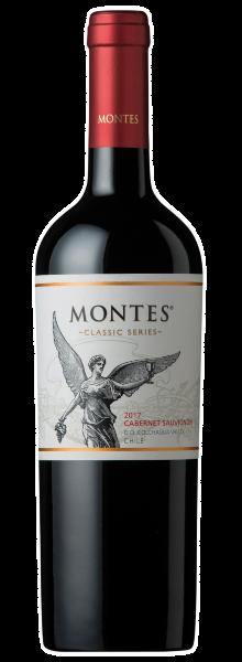 Vinho Tinto Montes Reserva Cabernet Sauvignon 750ml