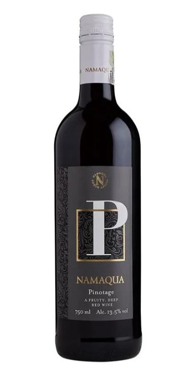 Vinho Tinto Namaqua Pinotage 750ml