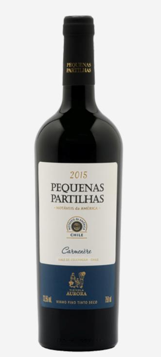 Vinho Tinto Pequenas Partilhas Carmenére 750ml