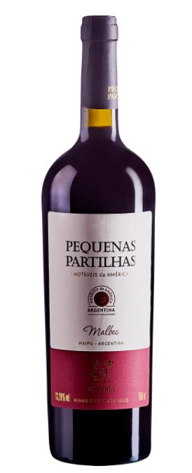 Vinho Tinto Pequenas Partilhas Malbec 750ml