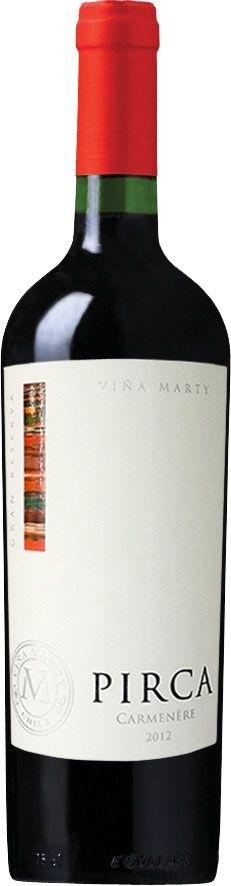 Vinho Tinto Pirca Gran Reserva Carmenere 750ml