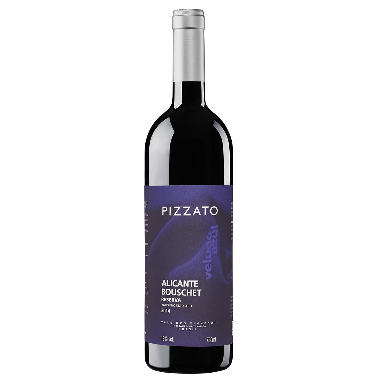 Vinho Tinto Pizzato Alicante Bouschet Reserva 750ml