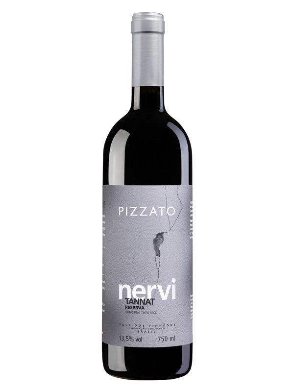 Vinho Tinto Pizzato Nervi Tannat Reserva 750ml