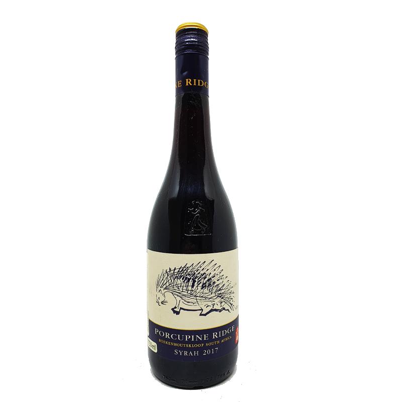 Vinho Tinto Porcupine Ridge Syrah 750ml