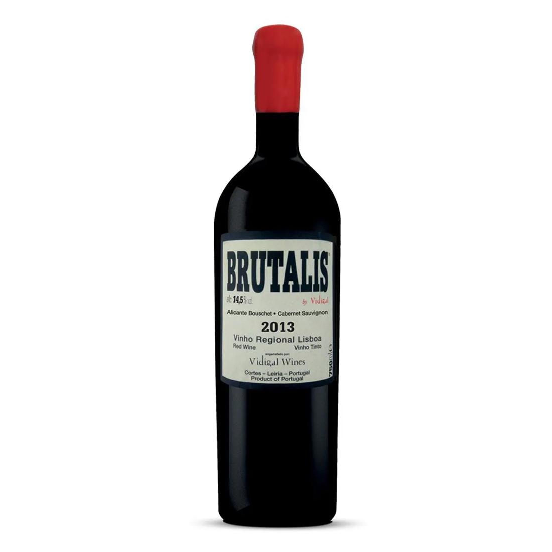 Vinho Tinto Português Brutalis 750ml
