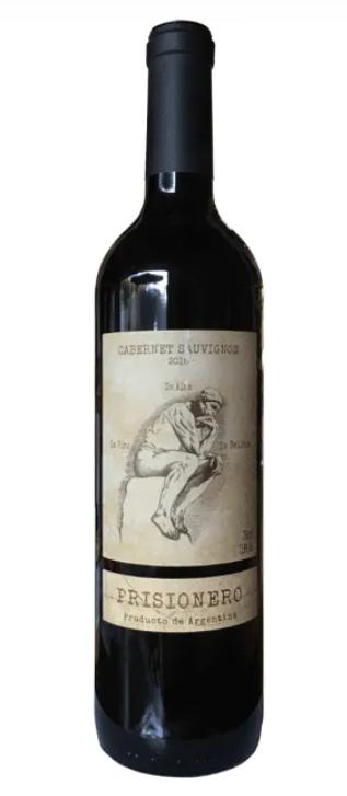 Vinho Tinto Prisionero Cabernet Sauvignon 750ml