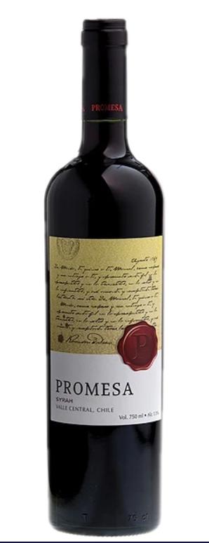 Vinho Tinto Promesa Syrah 750ml
