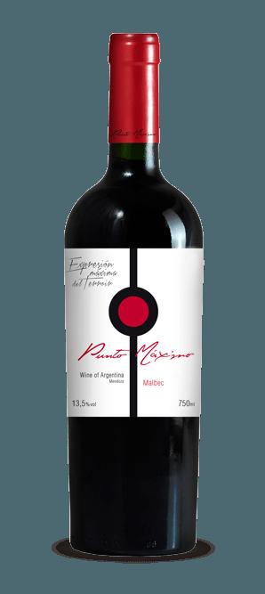 Vinho Tinto Punto Maximo Malbec 750ml