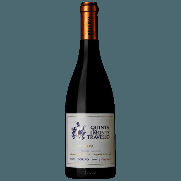 Vinho Tinto Quinta Do Monte Travesso 750ml