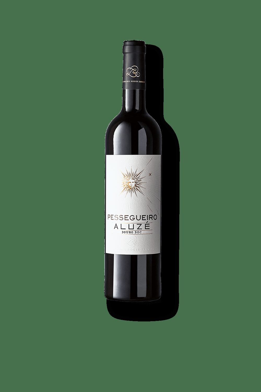 Vinho Tinto Quinta do Pessegueiro Aluzé DOC 750ml