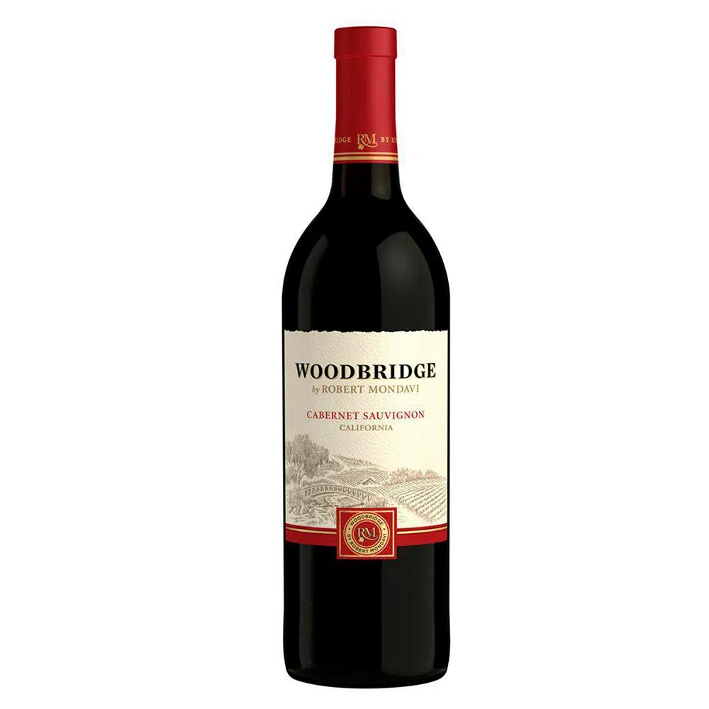 Vinho Tinto Robert Mondavi Woodbridge Cabernet Sauvignon 750 ml