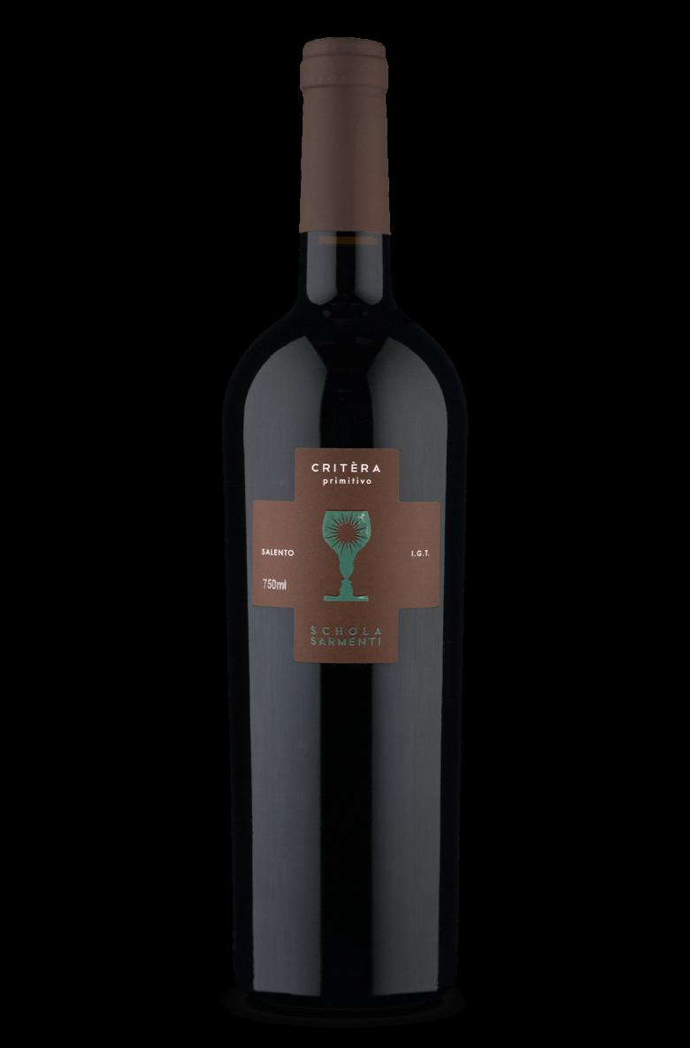Vinho Tinto Schola Sarmenti Critera Salento 750ml