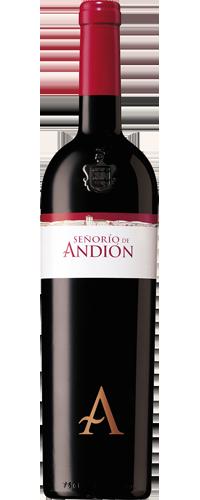 Vinho Tinto Señorio de Andión 750ml