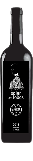 Vinho Tinto Solar dos Lobos Colheita Seleccionada 750ml