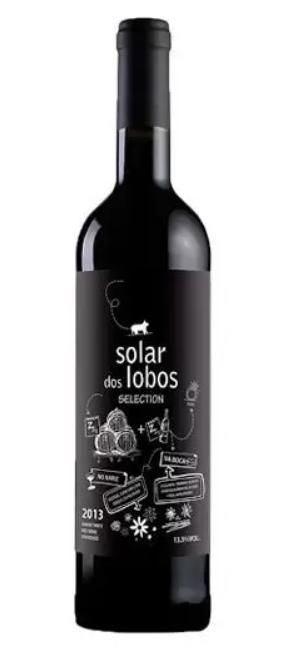 Vinho Tinto Solar dos Lobos Selection 750ml