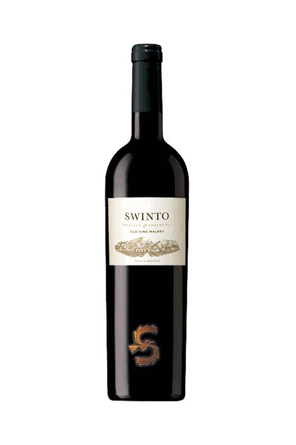 Vinho Tinto Swinto Malbec 750ml