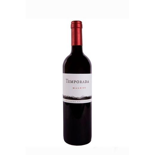 Vinho Tinto Temporada Malbec 750ml
