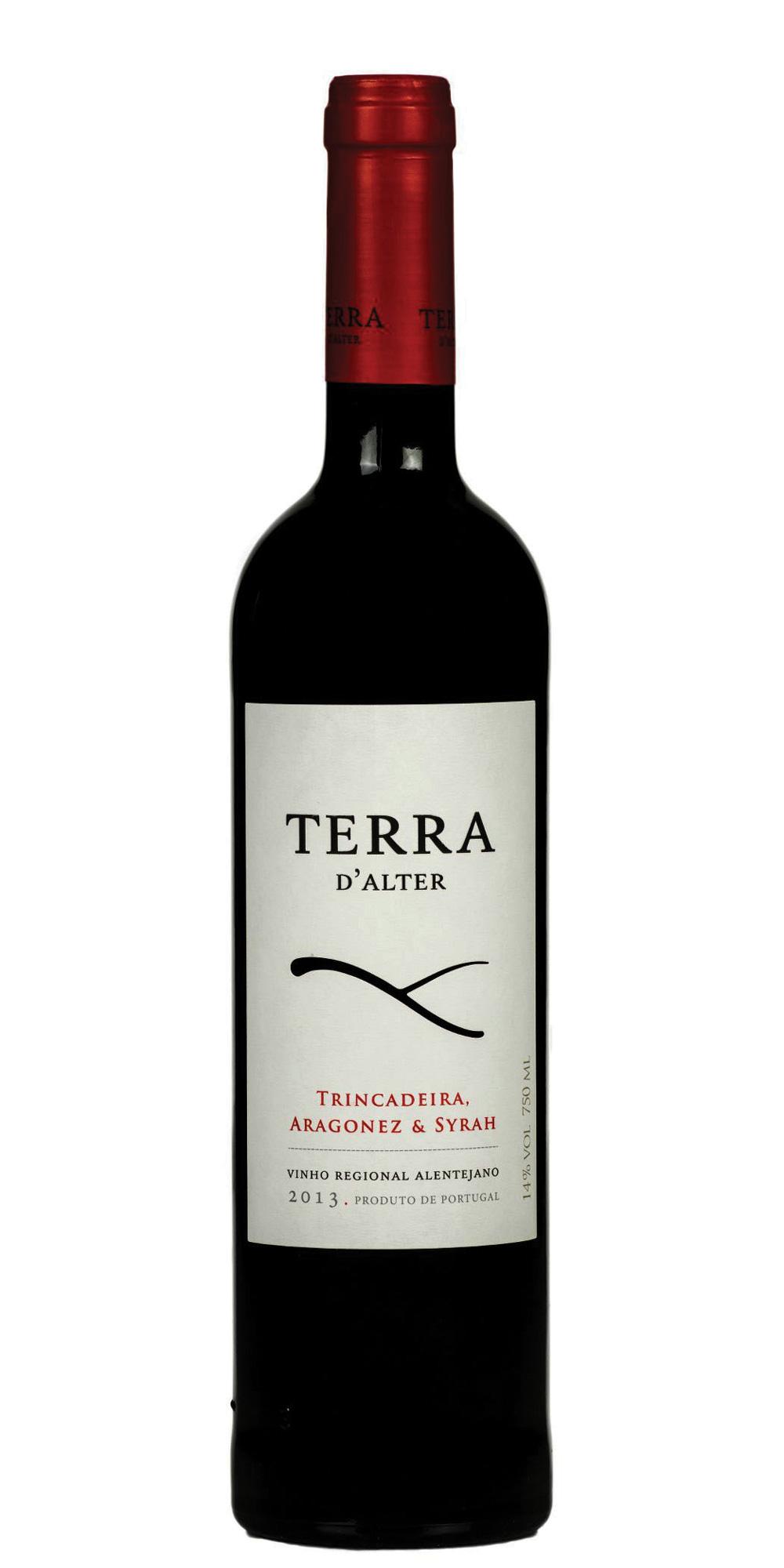 Vinho Tinto Terra D'Alter Aragonez 750ml