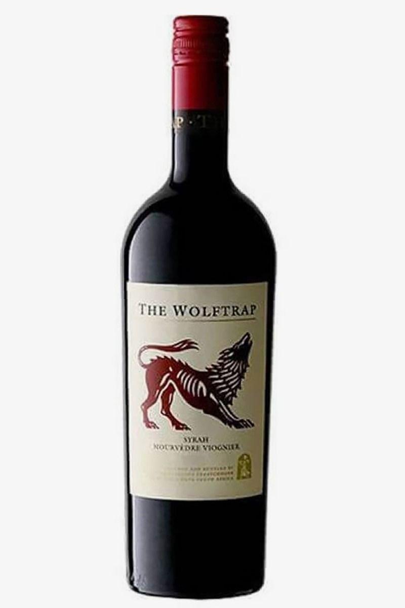 Vinho Tinto The Wolftrap Red Blend 750ml