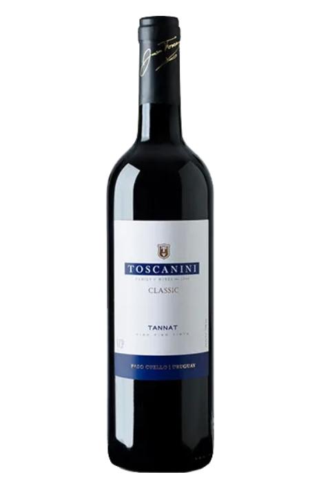 Vinho Tinto Toscanini Classic Tannat 750ml