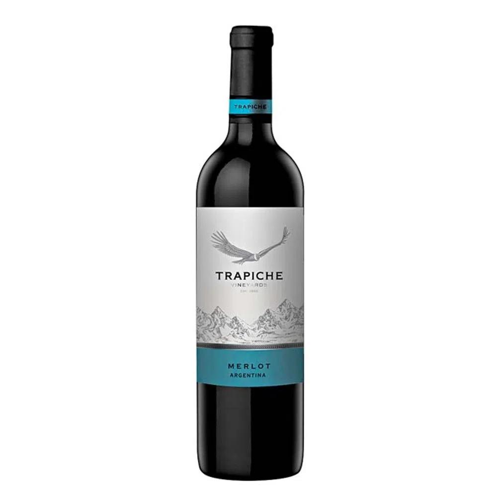 Vinho Tinto Trapiche Merlot 750ml