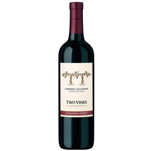 Vinho Tinto Two Vines Sauvignon 750ml