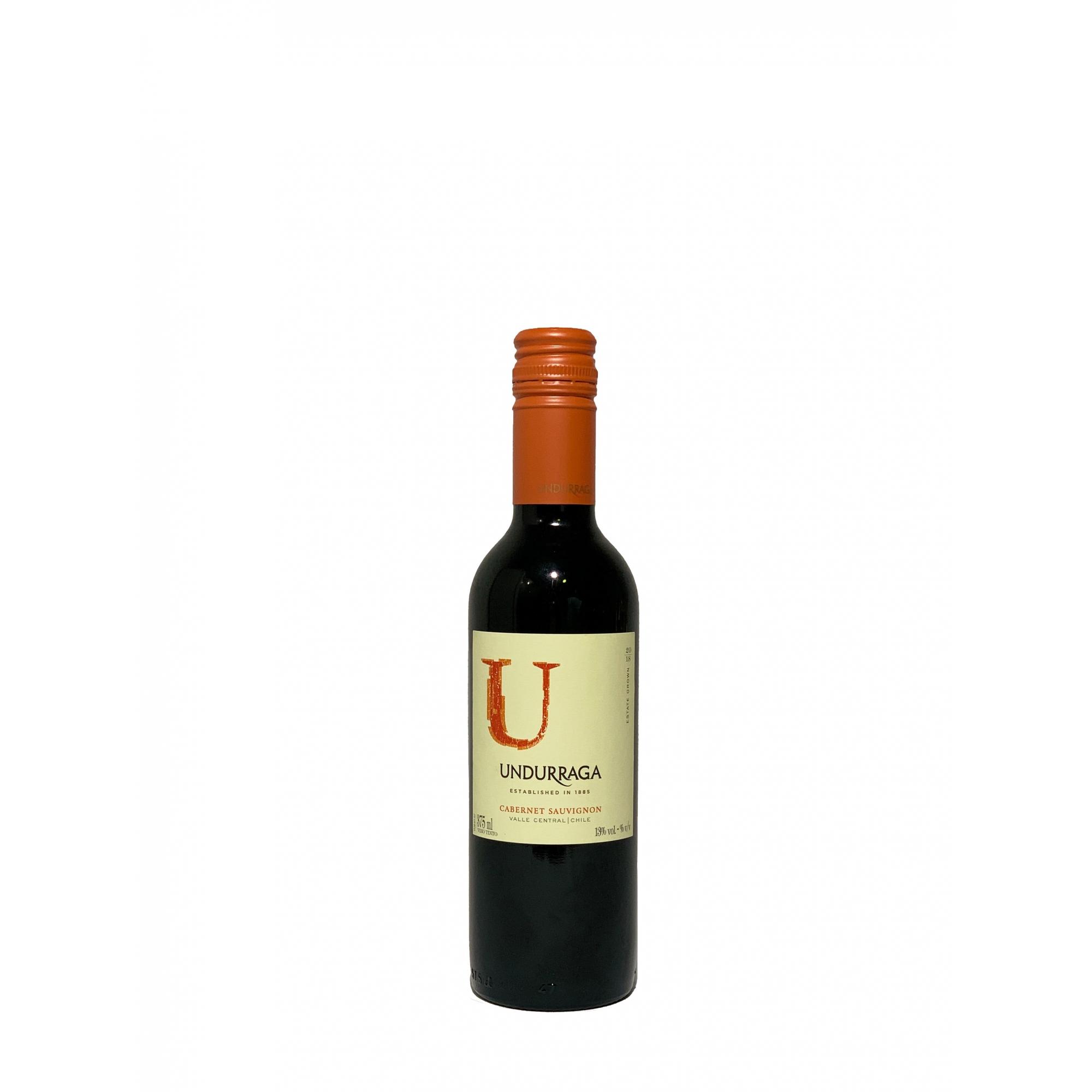 Vinho Tinto Undurraga Cabernet Sauvignon 750ml