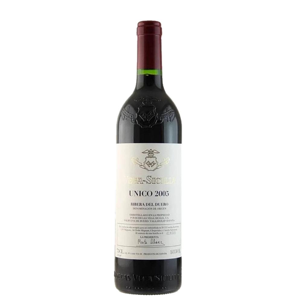 Vinho Tinto Vega Sicilia Unico Gran Reserva 2005