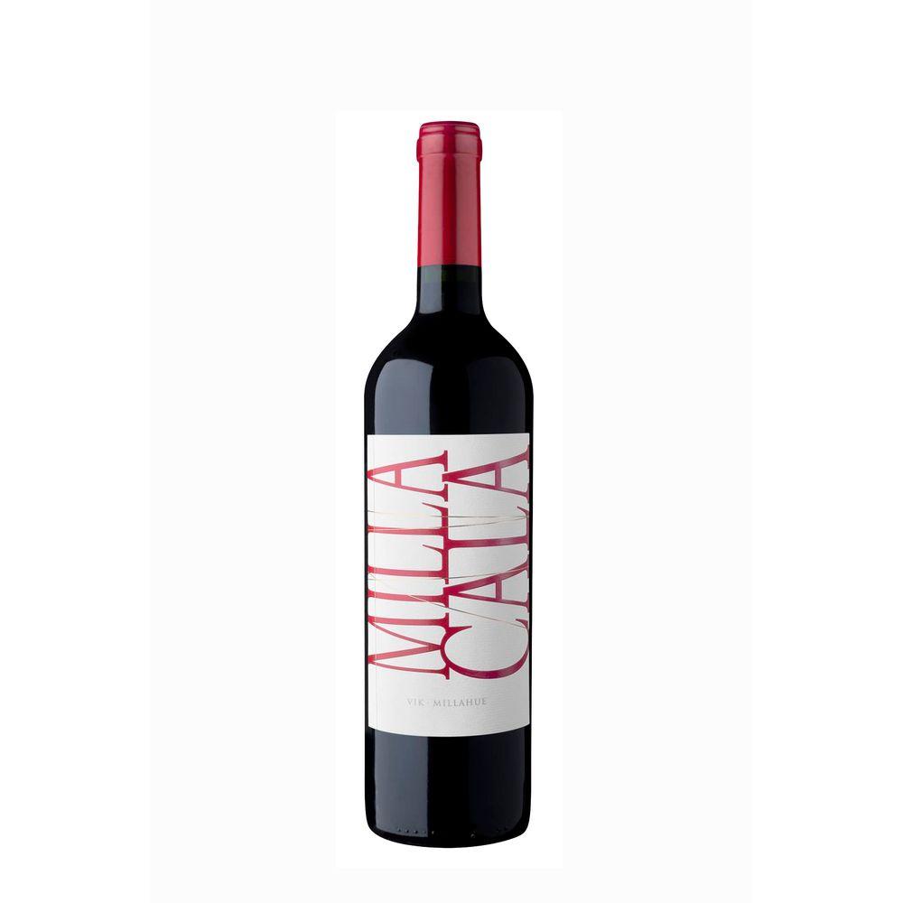 Vinho Tinto Vik Milla Cala 750ml