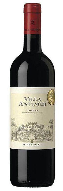 Vinho Tinto Villa Antinori Toscana 750ml