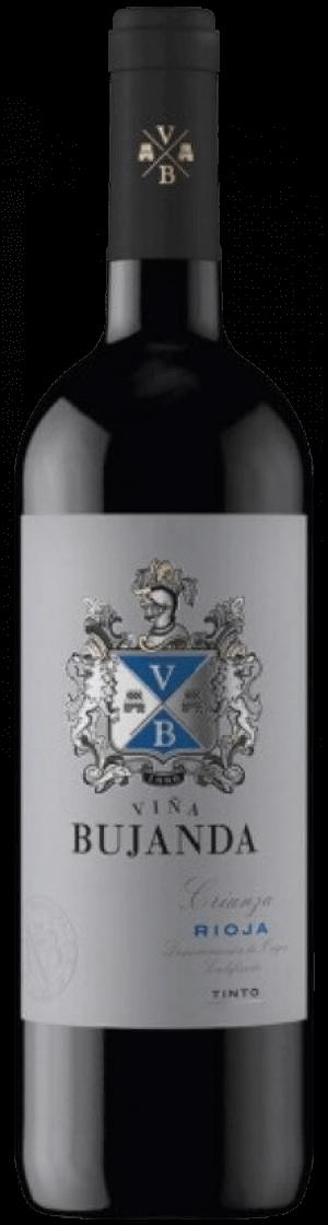 Vinho Tinto Viña Bujanda Crianza 750ml