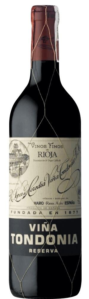Vinho Tinto Viña Tondonia Reserva 2007 750ml