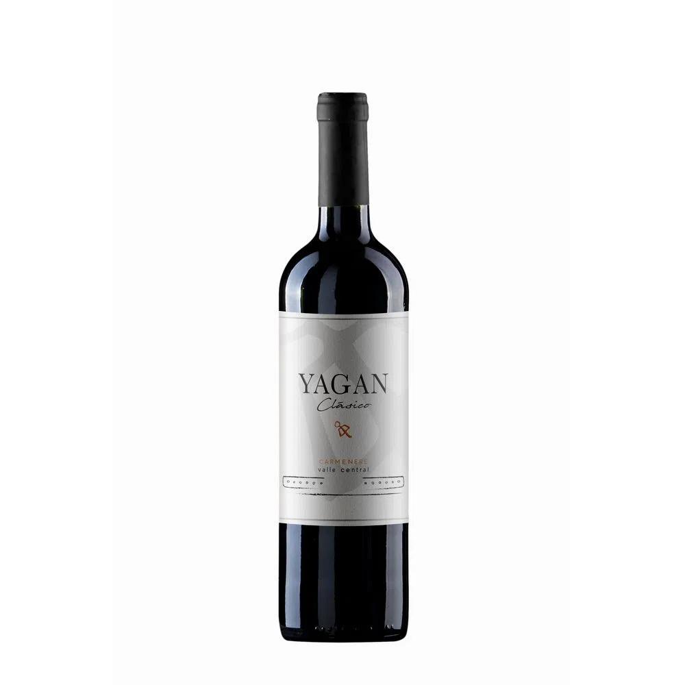 Vinho Tinto Yagan Carmenere 750ml