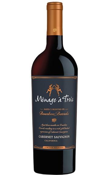 Vinho Trinchero Menage a Trois Bourbon Barrel 750ml
