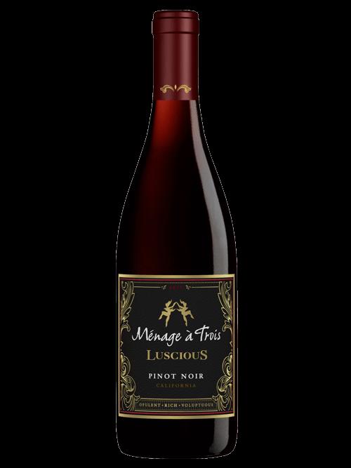 Vinho Tinto Trinchero Menage A Trois Luscious 750ml