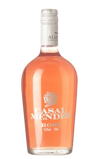 Vinho Verde Rosé Aliança Casal Mendes 750ml
