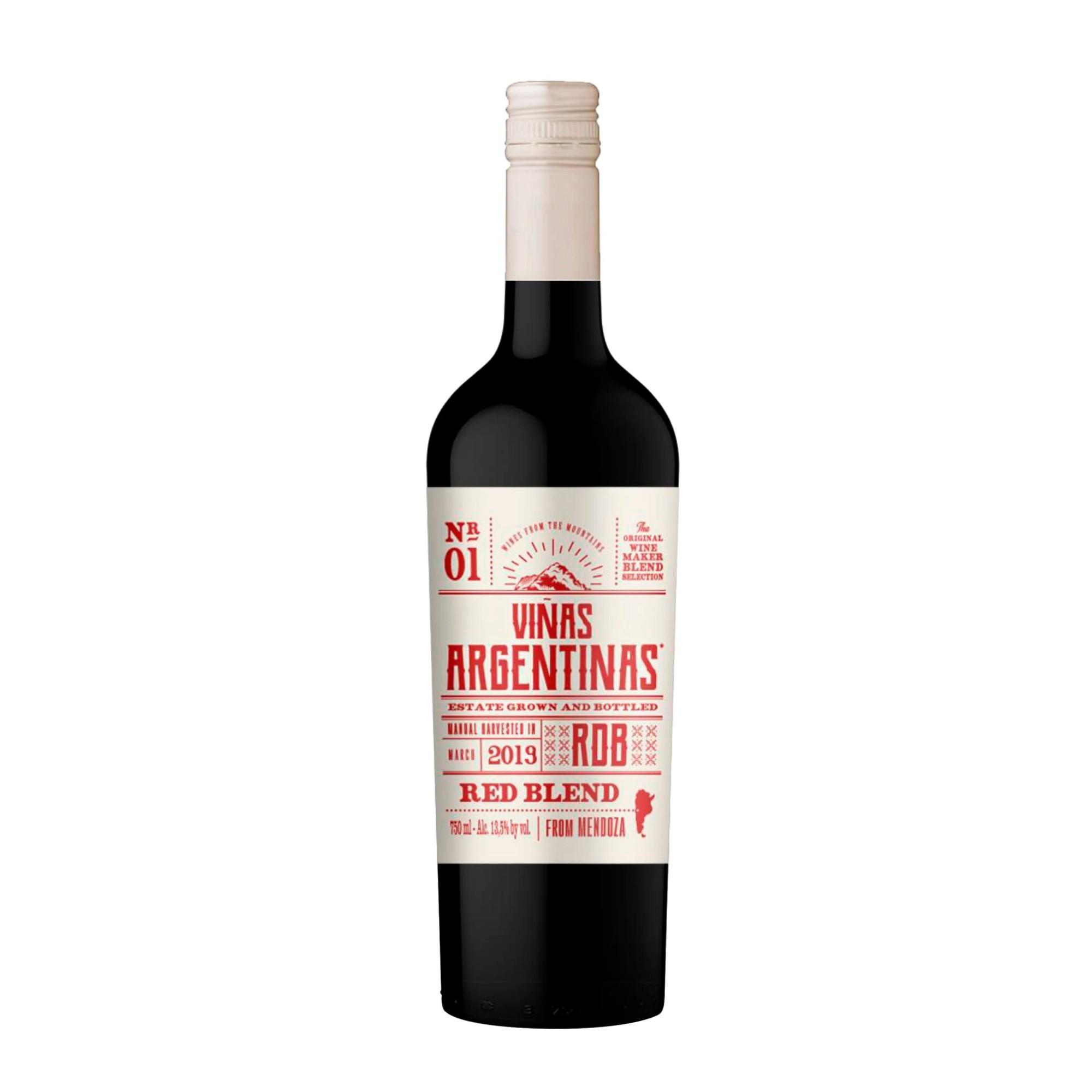 VINHO VINAS ARGENTINAS RED BLEND 750
