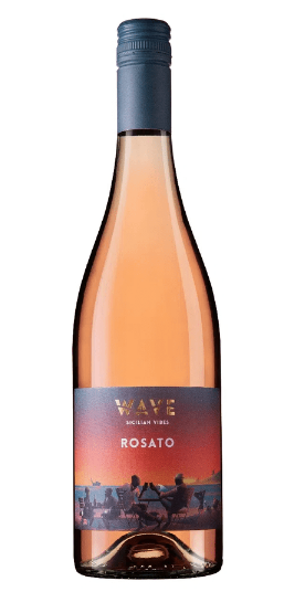 Vinho Wave Sicilian Vibes Rosato 750ml