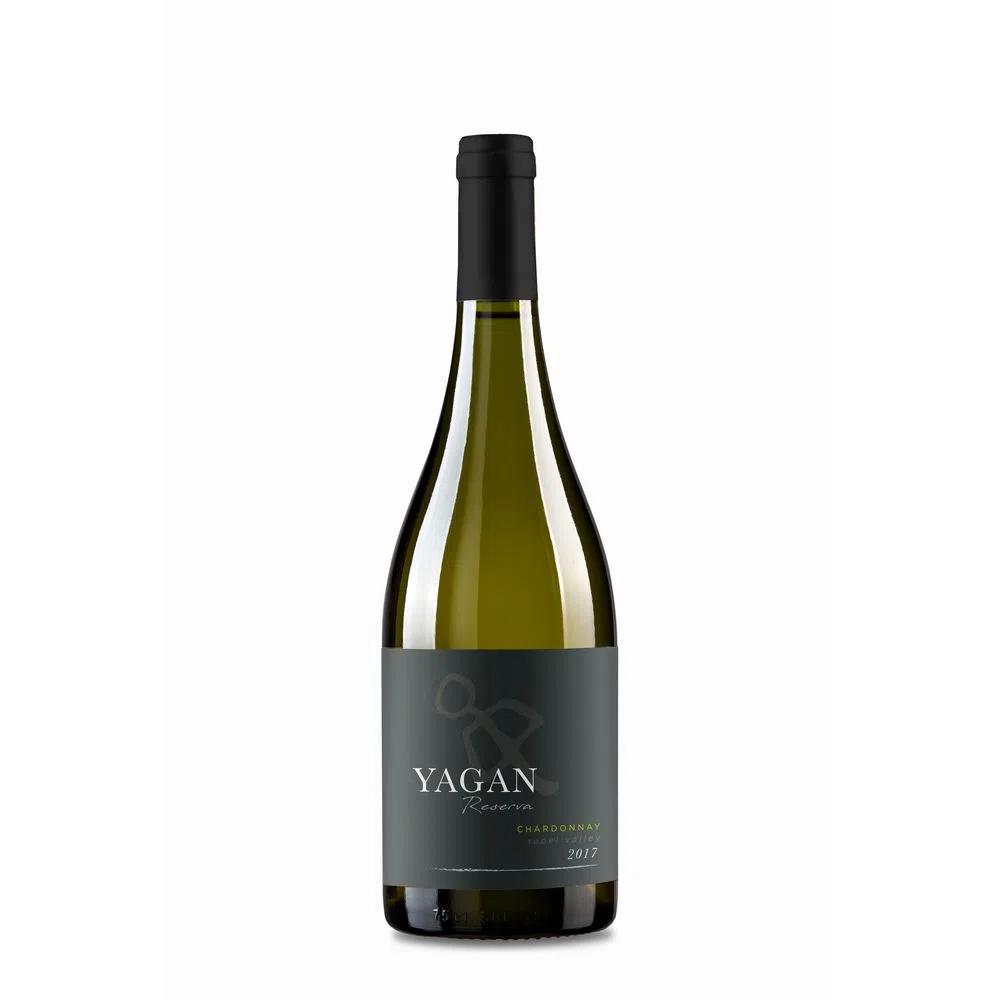 Vinho Yagan Reserva Chardonnay Branco 750ml