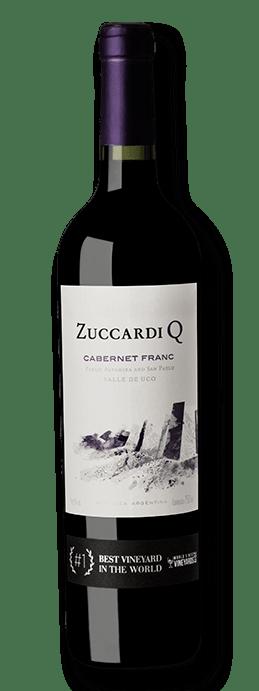 Vinho Zuccardi Q Cabernet Franc 750ml