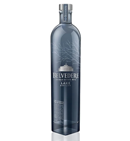 Vodka Belvedere Lake Bartezek 700ml