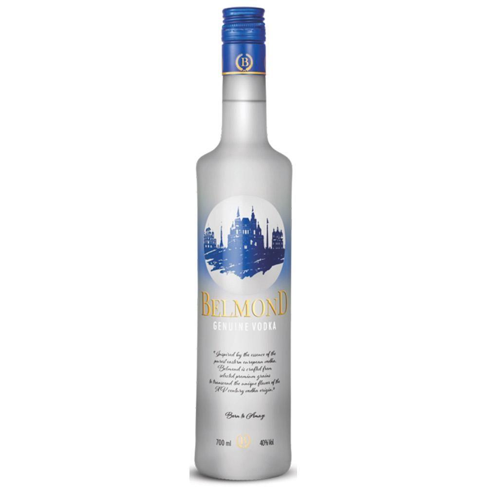 Vodka Genuine Belmond 700ml